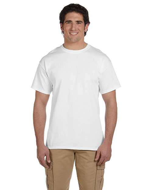 Hanes 5170 Men 5.2 Oz. 50/50 Comfort Blend Ecosmart T-Shirt at GotApparel