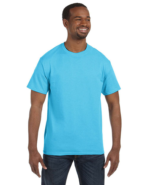 Hanes 5250T Men 6.1 Oz. Tagless  T-Shirt at GotApparel