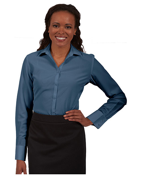 Edwards 5293 Women Batiste Long-Sleeve Blouse at GotApparel