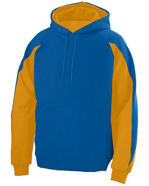 Augusta 5461 Boys Vold Hoody Long Sleeves Sweatshirt at GotApparel