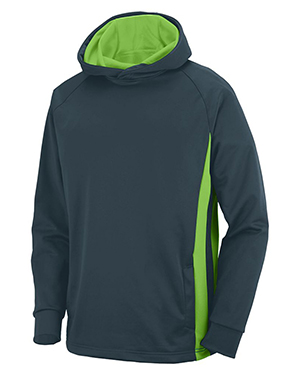 Augusta 5518 Men Striped Up Hoody at GotApparel
