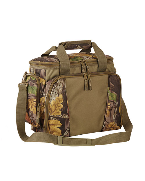 UltraClub 5561 Men Sherbrook Camo Camping Cooler at GotApparel