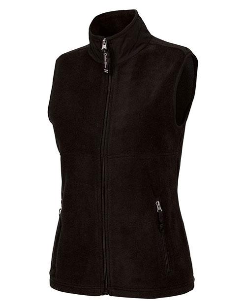 Charles River Apparel 5603 Women Ridgeline Fleece Vest at GotApparel