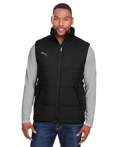 Puma Sport 582007 Essential Men Padded Vest at GotApparel