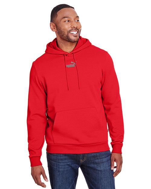 Puma Sport 596990 Men Puma Essential Fleece Hoody at GotApparel