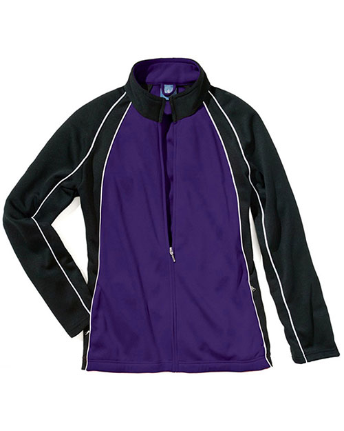 Charles River Apparel 5984 Women Olympian Jacket at GotApparel