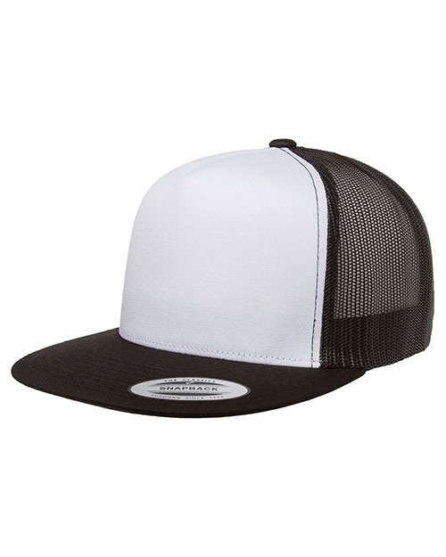 Yupoong 6006W Men Classic Two Tone Trucker Cap at GotApparel