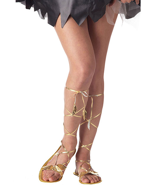 California Costumes 60367 Unisex Goddess Sandal / Adult at GotApparel