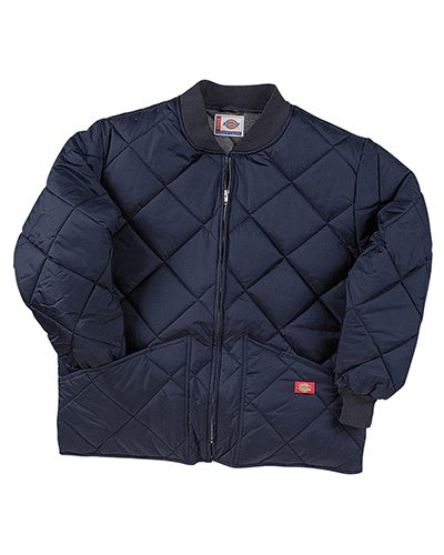 Dickies 61242 Men Diamond Quilted Nylon Jacket at GotApparel
