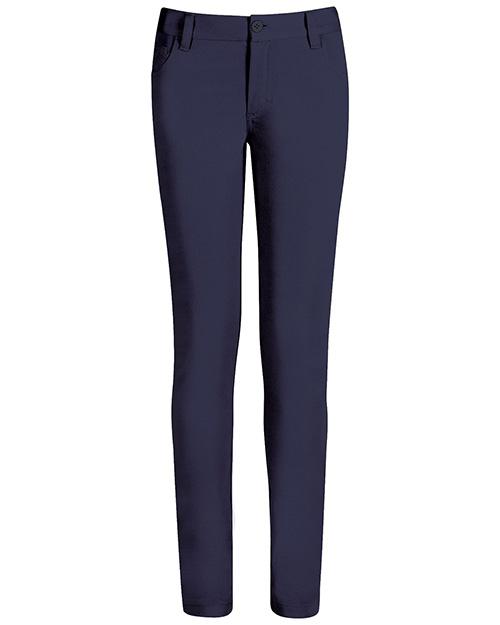 Real School Uniforms 61332A Girls 5-Pocket Stretch Skinny Pant  at GotApparel