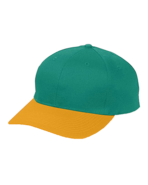 Augusta 6204 Men 6-Panel Cotton Twill Low Profile Cap at GotApparel