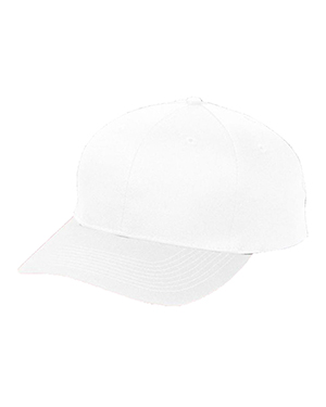 Augusta 6206 Boys 6-Panel Cotton Twill Low Profile Cap at GotApparel