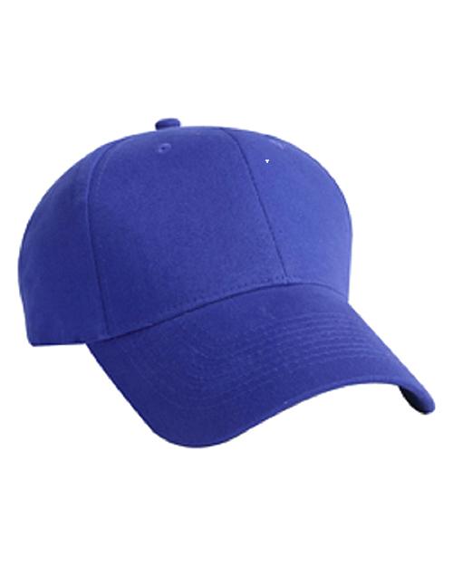 Yupoong 6210 Men Premium Fitted Cap at GotApparel