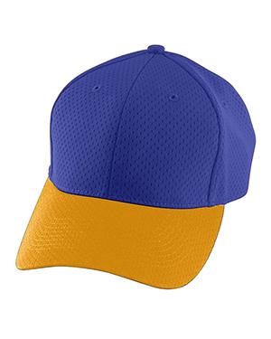 Augusta 6235 Men Athletic Mesh Cap at GotApparel