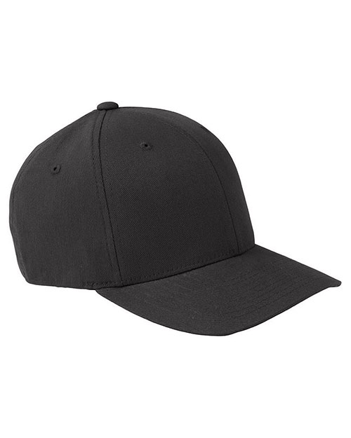 Yupoong 6377 Unisex Brushed 6-Panel Cap at GotApparel