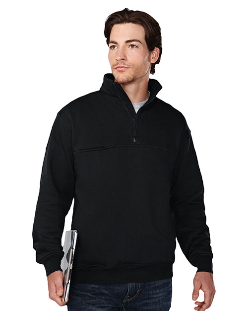 Tri-Mountain 647 Men Alarm Pullover Sweatshirt at GotApparel