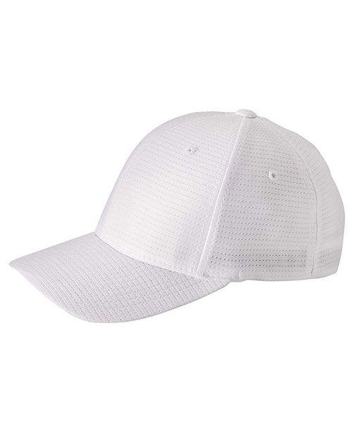 Yupoong 6572 Unisex Cool & Dry Tricot Cap at GotApparel