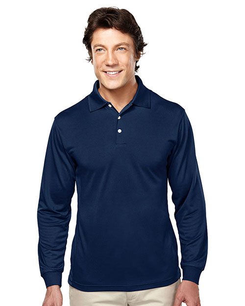 TM Performance 658 Men's Escalate Poly Ultracool Pique Golf Shirt at GotApparel