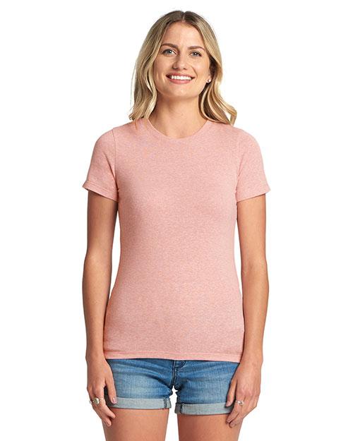 Next Level 6710 Women Tri-Blend Crew T-Shirt at GotApparel