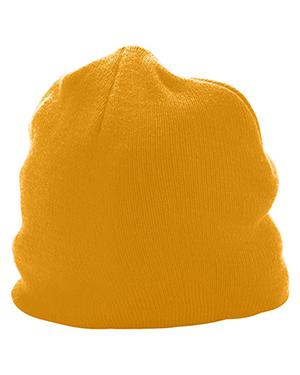 Augusta 6815 Women Closefitting Knit Beanie Onesize at GotApparel