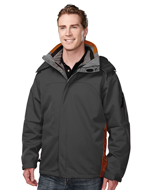 TM Performance 6850 Men's Washington Bonded Soft Shell 3-In-1 Jacket at GotApparel