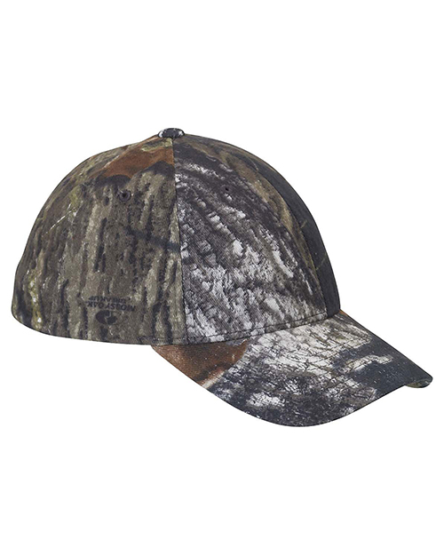 Yupoong 6999 Unisex Mossy Oak Pattern Camouflage Cap at GotApparel