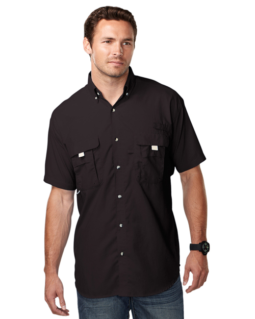 TM Performance 703 Men's Reef Nylon Shirt at GotApparel
