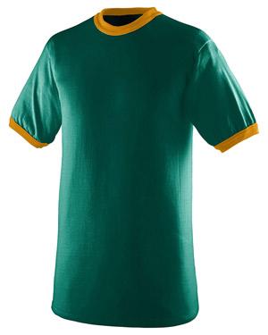 Augusta 711 Boys Ringer T-Shirt at GotApparel