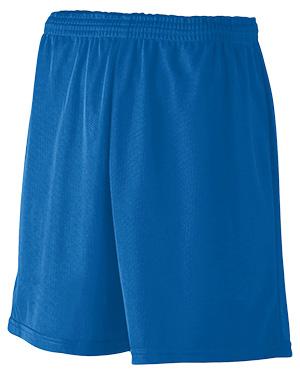 Augusta 733 Men Mini Mesh League Short at GotApparel