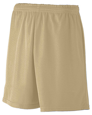 Augusta 734 Boys Mini Mesh League Short at GotApparel