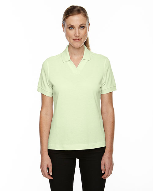 Extreme 75027 Women Cotton Blend Pique Polo at GotApparel
