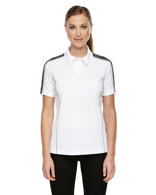 Extreme 75052 Women Eperformance  Pique Colorblock Polo at GotApparel
