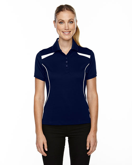 Extreme 75112 Women Eperformance  Tempo Recycled Polyester Performance Textured Polo at GotApparel
