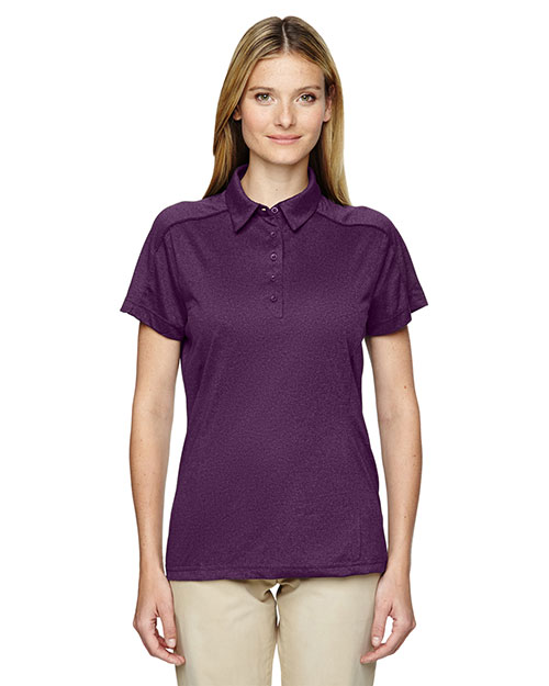 Extreme 75117 Women Eperformance  Fluid Melange Polo at GotApparel