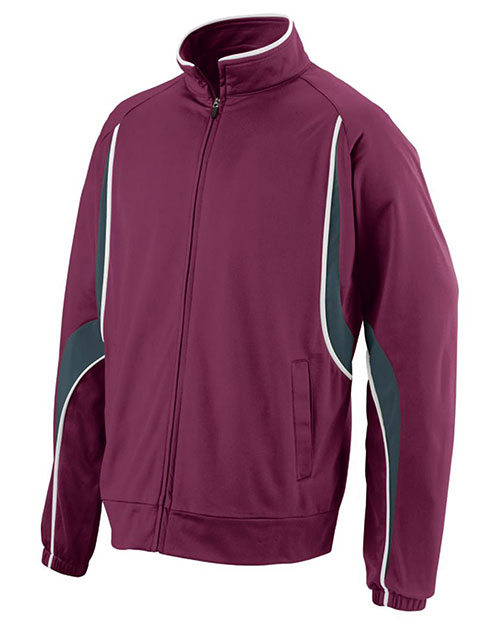 Augusta 7712 Women Rival Front Zipper Jacket at GotApparel