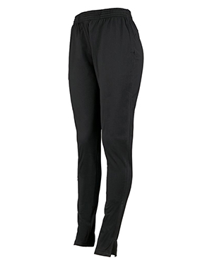 Augusta 7733 Women Tapered Leg Pants With Drawcord at GotApparel