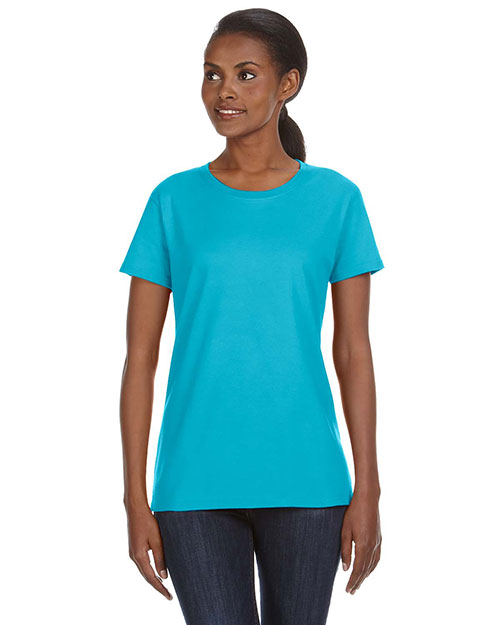 Anvil 780L Women Midweight Mid-Scoop T-Shirt at GotApparel