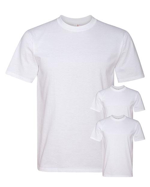 Anvil 780 Men Midweight T-Shirt 3-Pack at GotApparel