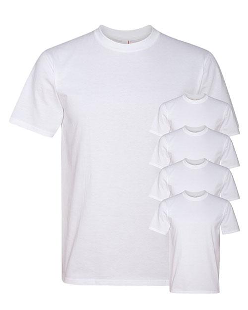 Anvil 780 Men Midweight T-Shirt 5-Pack at GotApparel