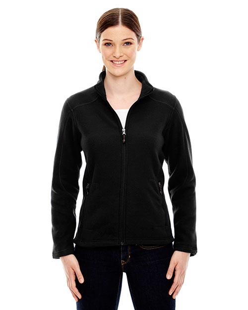 North End 78172 Women Voyage Fleece Jacket at GotApparel