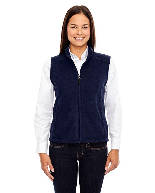 Core 365 78191 Women Journey Fleece Vest at GotApparel