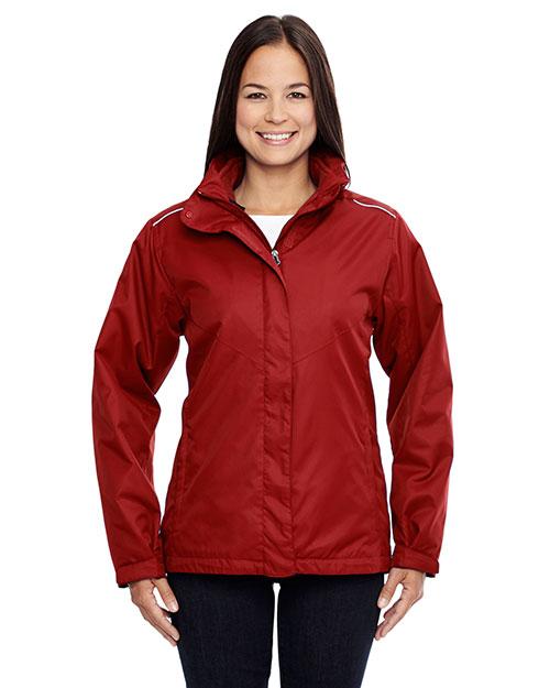 Core 365 78205 Women Region 3-in-1 Jacket with Fleece Liner at GotApparel