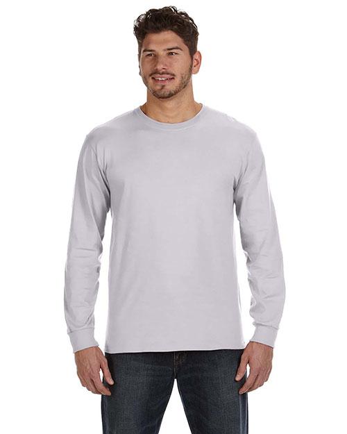 Anvil 784AN Adult Midweight Long-Sleeve T-Shirt at GotApparel