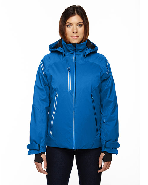 North End 78680 Women Ventilate Seam-Sealed Insulated Jacket at GotApparel