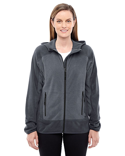 North End 78810 Women Vortex Polartec Active Fleece Jacket at GotApparel