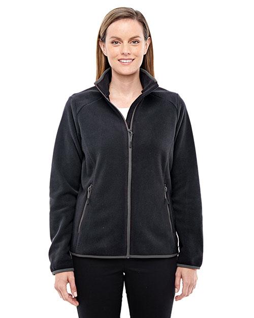 North End 78811 Women Vector Interactive Polartec Fleece Jacket at GotApparel