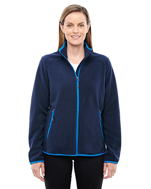 North End 78811 Women Vector Interactive Polartec Fleece Jacket at GotApparel