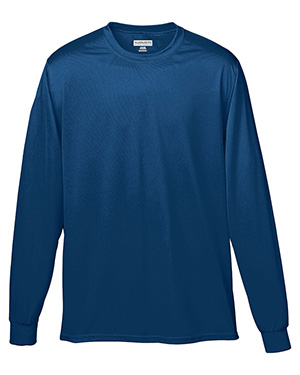 Augusta 789 Boys wicking Long-Sleeve T-Shirt at GotApparel
