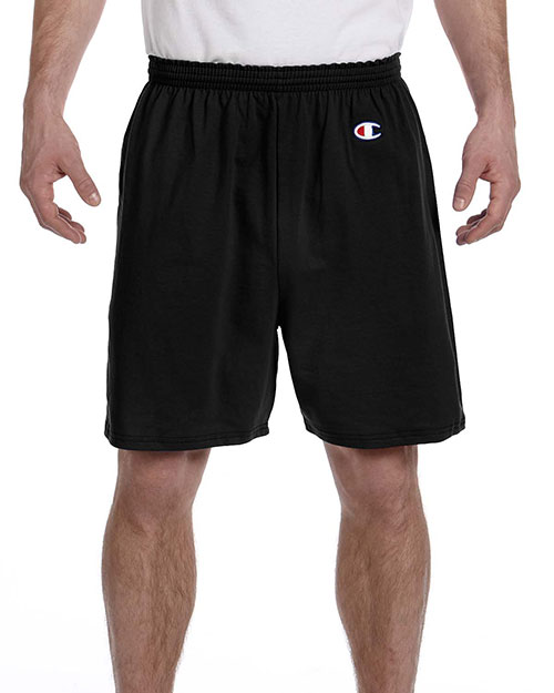Custom Embroidered Champion 8187 Men 6 Oz. Cotton Gym Short at GotApparel
