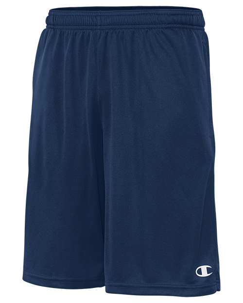 Champion 8214BY boys 10in Training Short W/Pckt at GotApparel